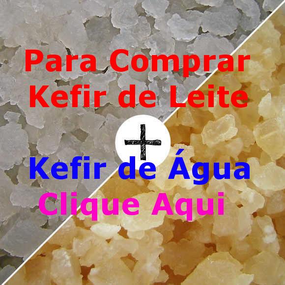 Comprar Kefir de Leite + Kefir de Água