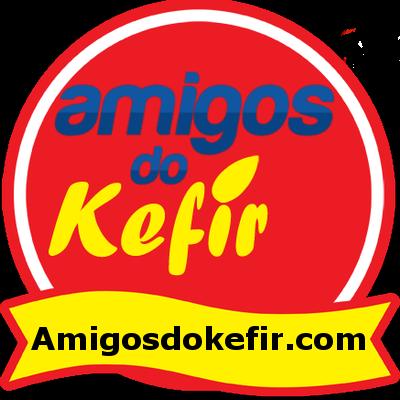Amigos do Kefir Oficial - Doação Doadores Comprar Kefir de Leite